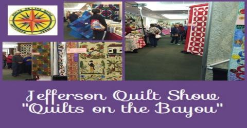 Jefferson Quilt Show, TX