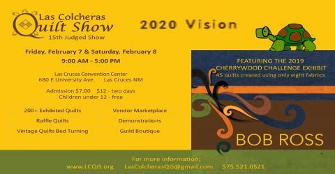 Las Colcheras Quilt Show Las Cruces, NM