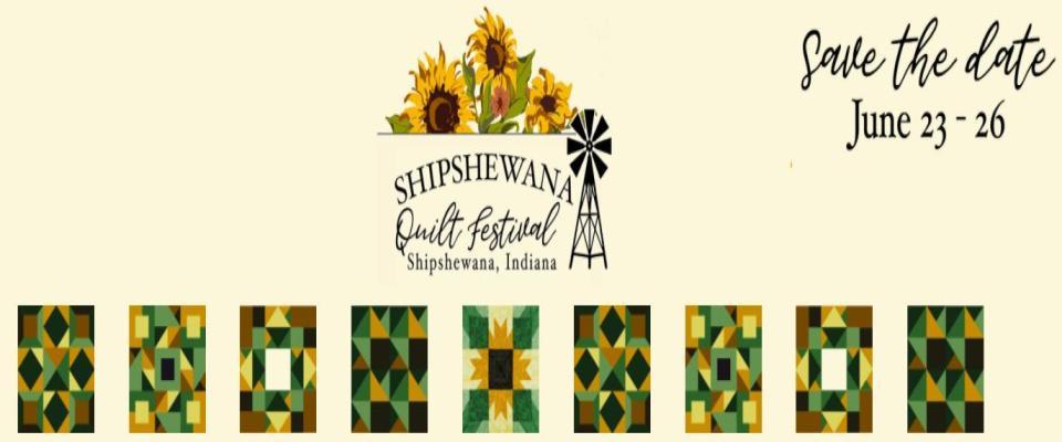 Shipshewana Quilt Festival
